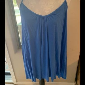 Cobalt Blue nightgown